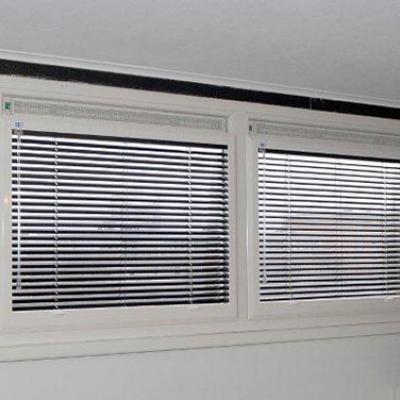 raamdecoratie zonder boren en schroeven stervision